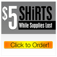 $5 Special Heavy Cotton™ 5.3 oz. T-Shirt