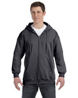 9.7 oz. Ultimate Cotton® 90/10 Full-Zip Hood